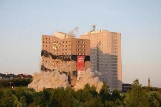 Forge Place Demolition