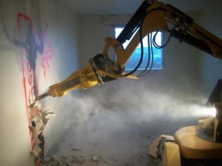Brokk In Operation